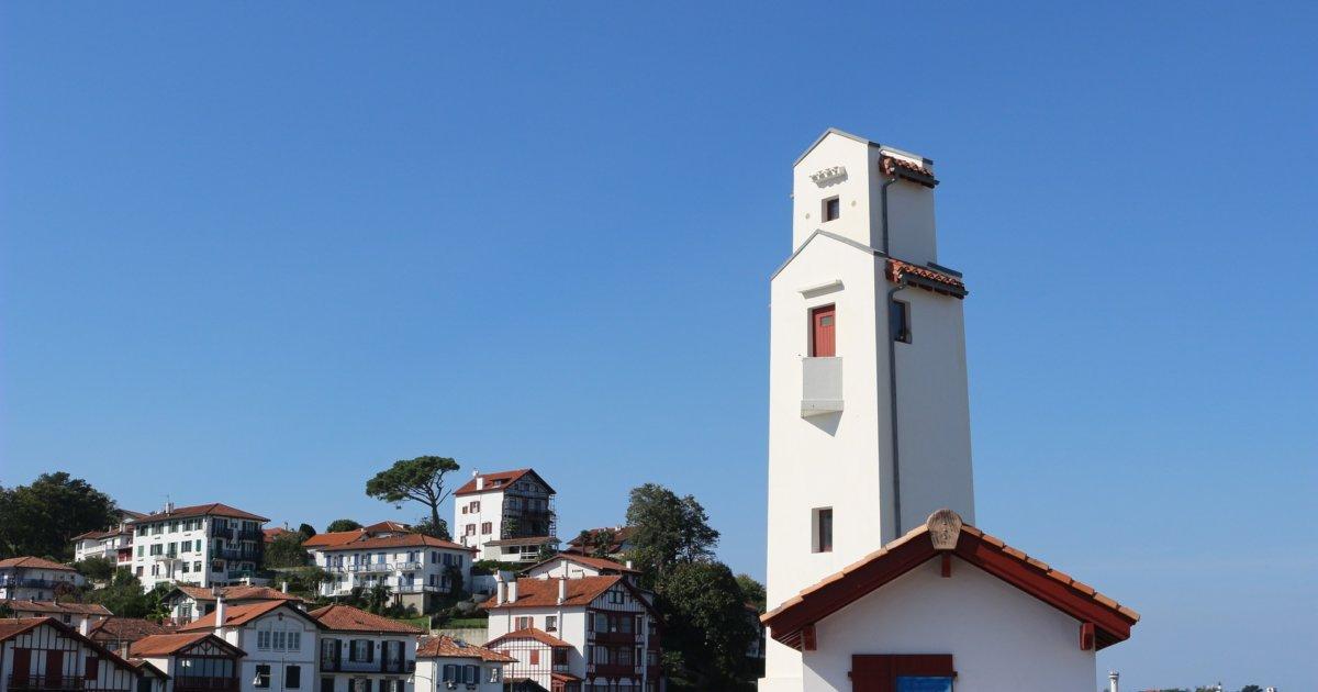 南西地方風景 バスク